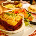 STEPHO'S  バンクーバーで有名なギリシャ料理屋さん!
