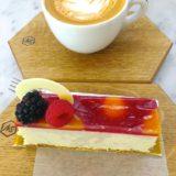 バンクーバーで甘さ控えめのケーキを食べたいならここ!Small Victory Bakery