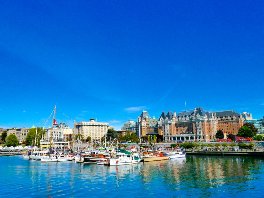 ビクトリアのオススメの絶対訪れるべき観光地3+@!