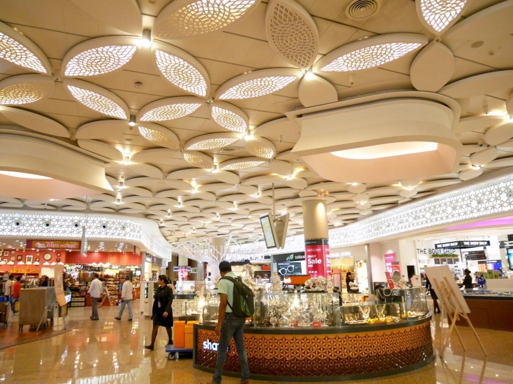 乗り継ぎで寄っても安心!インド・ムンバイ空港の設備・Wifi接続情報など!