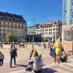 ノルウェー・オスロの街並の第一印象!