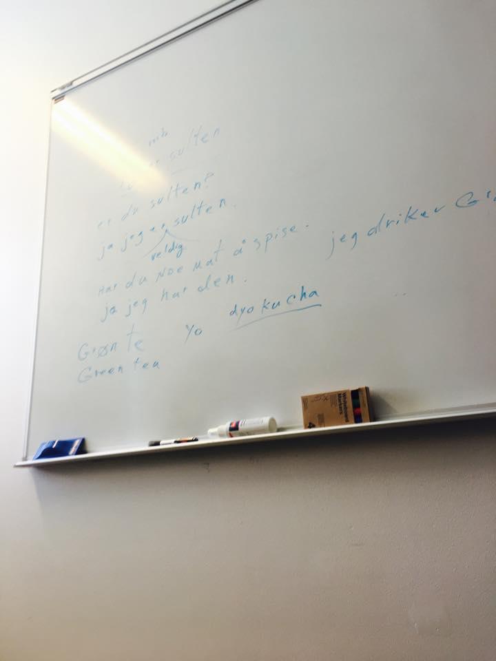 ノルウェー語の勉強方法 無料のノルウェー語クラス?!