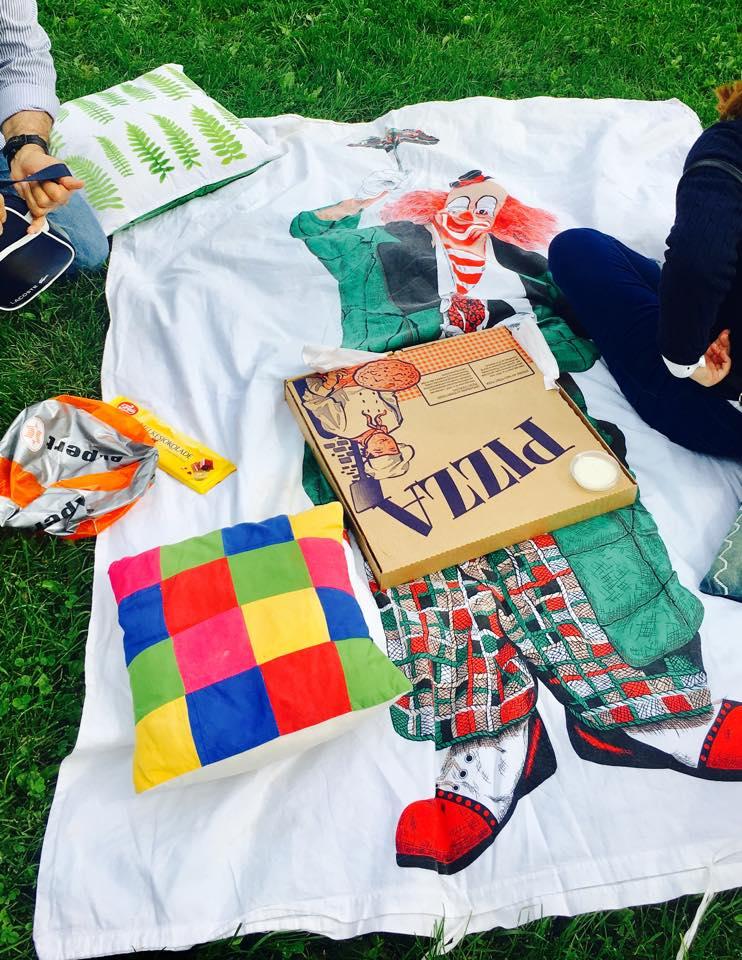 ピクニックでノルウェー語!?
