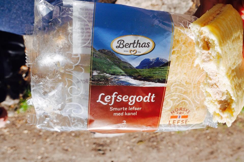 """ノルウェーの伝統的な食べ物""""Lefse""""をご紹介!"""