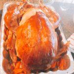 Thanksgiving Day 感謝祭  どでかい七面鳥を食す!?