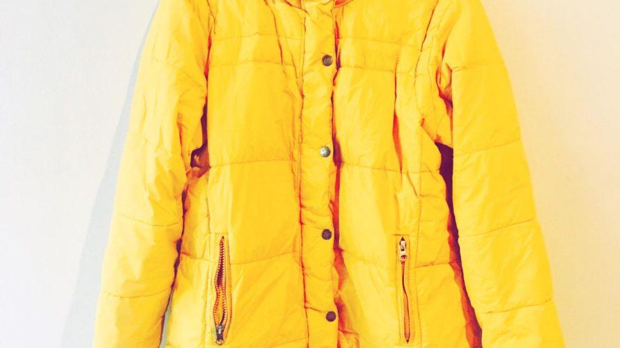 黄色いダウン+ノルウェー・オスロの1月の気候