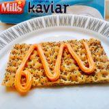 Påleggの代表格!ノルウェーのキャビア?Kaviarとは?