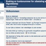 ノルウェーのtax returnの結果?税金を受け取る為の銀行口座番号の登録方法!