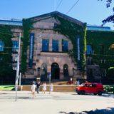 オスロの勉強するのにいいオススメ図書館Nasjonalbiblioteket!