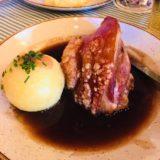 ドイツ・バイエルン料理を楽しむならビアホールAugustiner-Kellerがオススメ!
