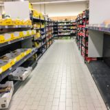 南ドイツ・ミュンヘンのコロナ状況:住民によるパニック買い!?